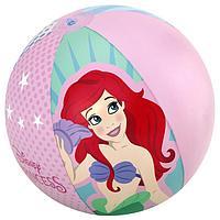 Мяч пляжный Princess, d51 см, от 2 лет, 91042 Bestway