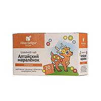 Детский травяной чай Алтайский мараленок 'Иммунный'