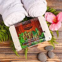 Соляной брикет с алтайскими травами 'Еловые шишки', 1,35 кг 'Добропаровъ'