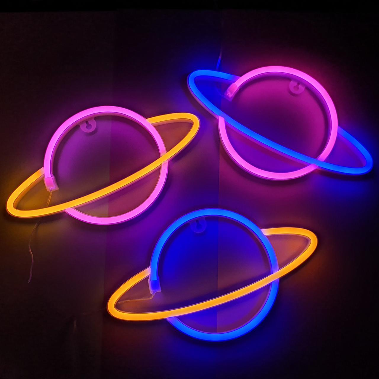 Креативные неоновые светильники (маленькие) - фото 6