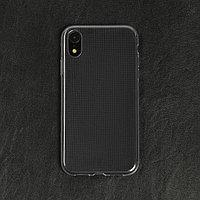 Чехол LuazON для iPhone XR, силиконовый, тонкий, прозрачный