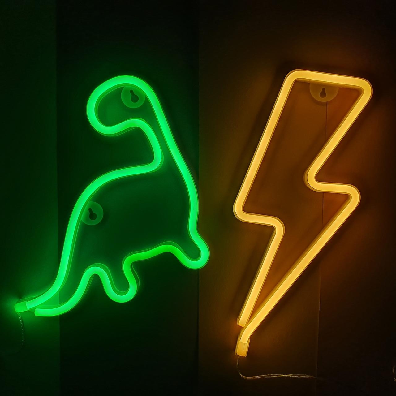 Креативные неоновые светильники (маленькие) - фото 2