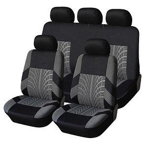 Чехлы на автомобильные кресла (полный набор) Товар с флаера!, фото 2