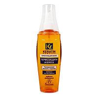 Спрей-уход для волос Floresan 'Термозащита и блеск', 135 мл