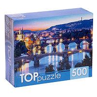 Пазл 'Итальянские мосты', 500 элементов