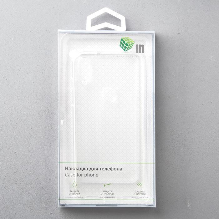 Чехол Innovation, для Xiaomi Mi Play, силиконовый, прозрачный - фото 4