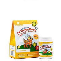 Драже для детей Altay Seligor 'Алтайский маралёнок' с пантогематогеном, витамином С и шиповником, 70 г