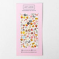 Слайдеры для ногтей GoodFood, 10 x 16,5 см