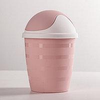 Контейнер для мелкого косметического мусора Beauty, 1,5 л, цвет МИКС