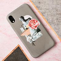 Чехол для телефона iPhone XR Mood, 15 х 7,5 см