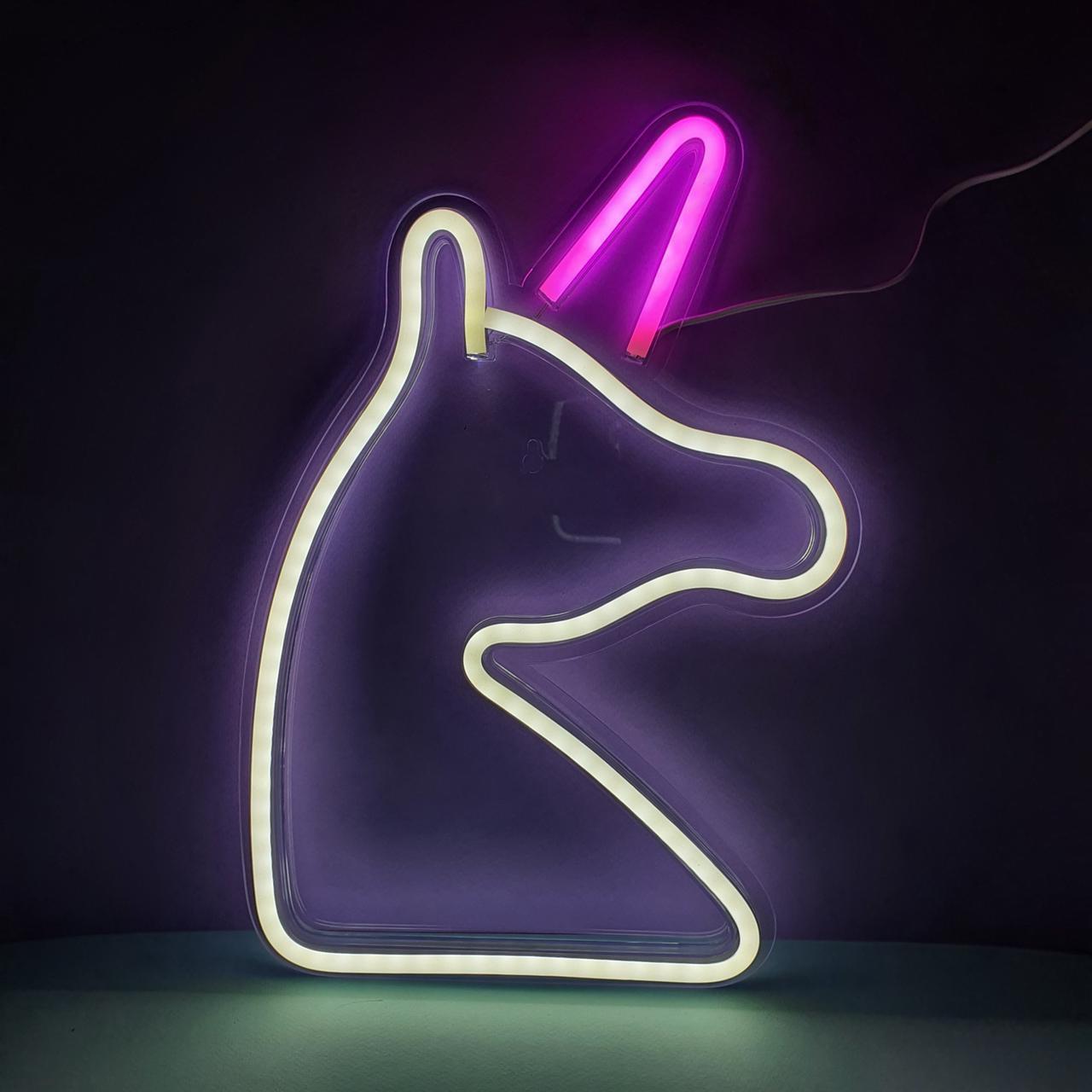 Креативные неоновые светильники (большие) - фото 2