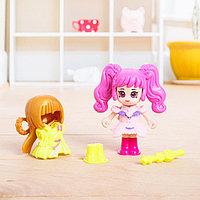 Кукла модная 'Люси' с одеждой, с аксессуарами, МИКС