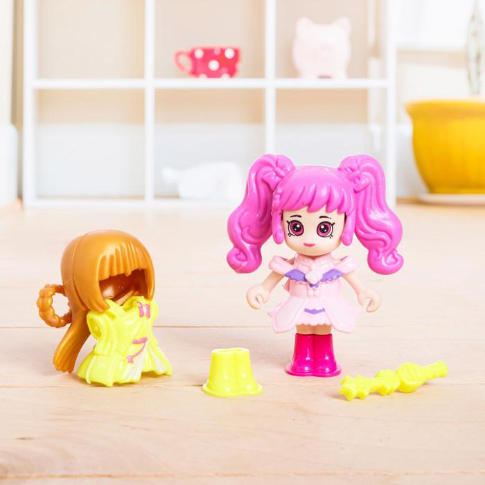Кукла модная 'Люси' с одеждой, с аксессуарами, МИКС - фото 1