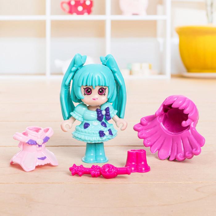 Кукла модная 'Люси' с одеждой, с аксессуарами, МИКС - фото 2