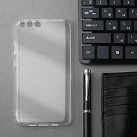 Чехол Innovation, для Xiaomi Mi 6, силиконовый, прозрачный