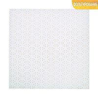 Бумага для скрапбукинга с фольгированием 'Стрелы', 10 листов, 30.5 x 30.5 см, 250 г/м