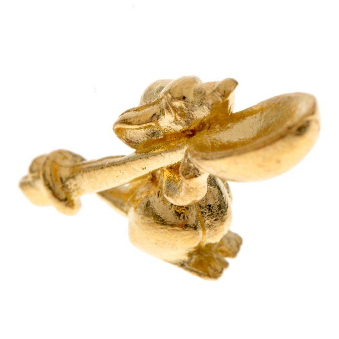 Кошельковый талисман 'Ложка - загребушка' - фото 2