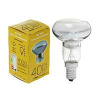 Лампа накаливания 'Старт', R50, Е14, 40 Вт, 230 В