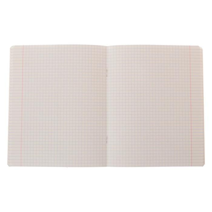 Тетрадь 60 листов в клетку 'Черное и белое', обложка мелованный картон, выборочный УФ-лак, блок офсет, МИКС - фото 2