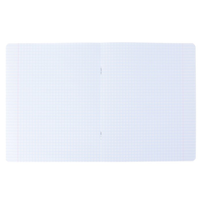 Тетрадь 48 листов в клетку 'Котята и цветы', обложка мелованный картон, гибридный лак, МИКС (комплект из 5 - фото 3