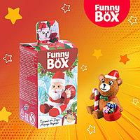 Набор для детей Funny Box 'Новый Год' Набор письмо, инструкция, МИКС