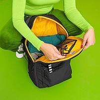 ВЭРЛДЕНС Дорожный рюкзак, черный 33x17x55 см/36 л, фото 2