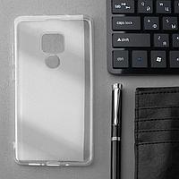 Чехол Innovation, для Huawei Mate 20, силиконовый, прозрачный