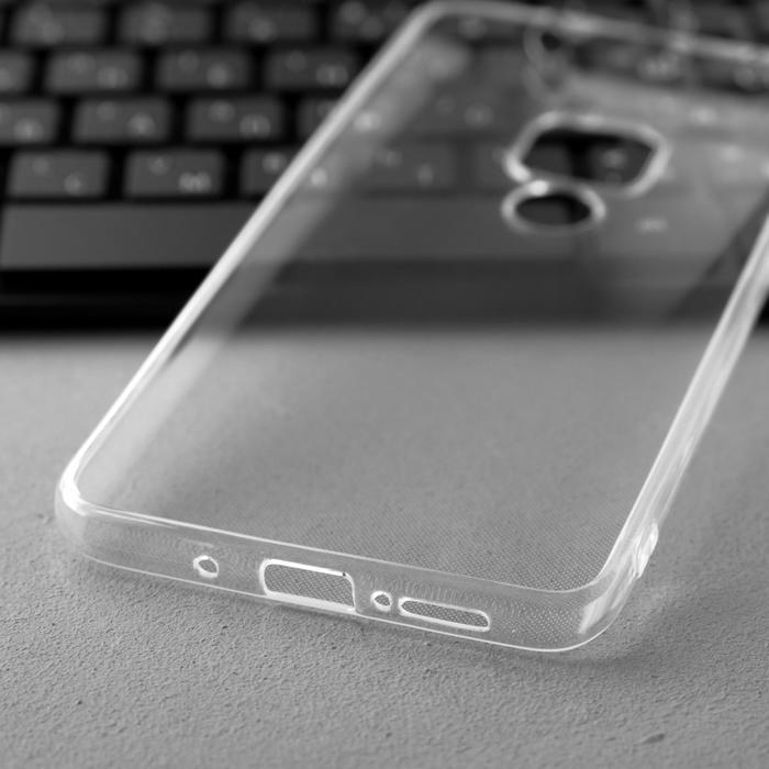 Чехол Innovation, для Huawei Mate 20, силиконовый, прозрачный - фото 3