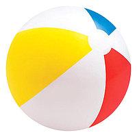 Мяч пляжный 'Цветной', d51 см, от 3 лет, 59020NP INTEX