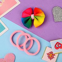 Набор для волос 'Марта' (3 резинки, 1 зажим) краски (комплект из 6 шт.)