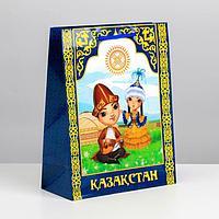 Пакет подарочный МС 'Казахстан'
