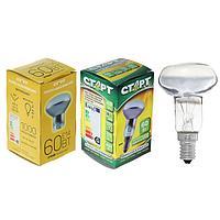 Лампа накаливания 'Старт', R50, Е14, 60 Вт, 230 В