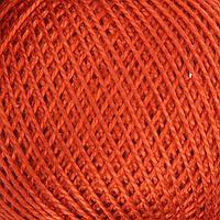 Нитки вязальные 'Ирис' 150м/25гр 100 мерсеризованный хлопок цвет 1614 (комплект из 10 шт.)