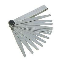 Щуп веерный 'СЕРВИС КЛЮЧ', 0,05-1,0 мм, 13 листов, в блистере