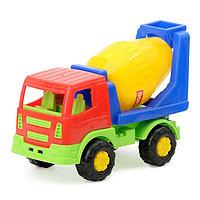 Автомобиль-бетоновоз 'Тёма', цвета МИКС