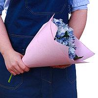 Бумага крафт цветная двусторонняя пантон 'Розовый персик', 50 х 70 см (комплект из 10 шт.)