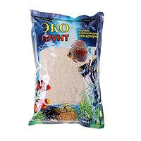 Грунт для аквариума 'Песок кварцевый белый' 0,3-0,9 мм, 1 кг 520010