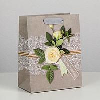 Пакет ламинированный вертикальный 'Мисс утонченность', MS 18 x 23 x 8 см (комплект из 6 шт.)
