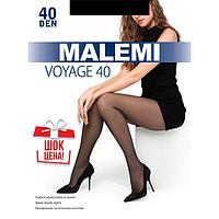 Колготки женские MALEMI Voyage 40 цвет загар (daino), р-р 4