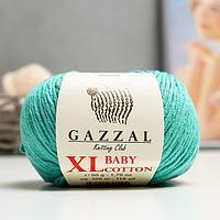 Пряжа 'Baby Cotton XL' 50 хлопок, 50 полиакрил 105м/50гр (3426) (комплект из 5 шт.)