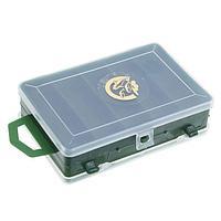 Коробочка ТК-11 для мелочей, 16 отделений, 11,5 х 8,5 х 3,5 см