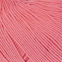 Пряжа 'Baby Cotton' 60 хлопок, 40 полиакрил 165м/50гр (3435 гранат) (комплект из 5 шт.)