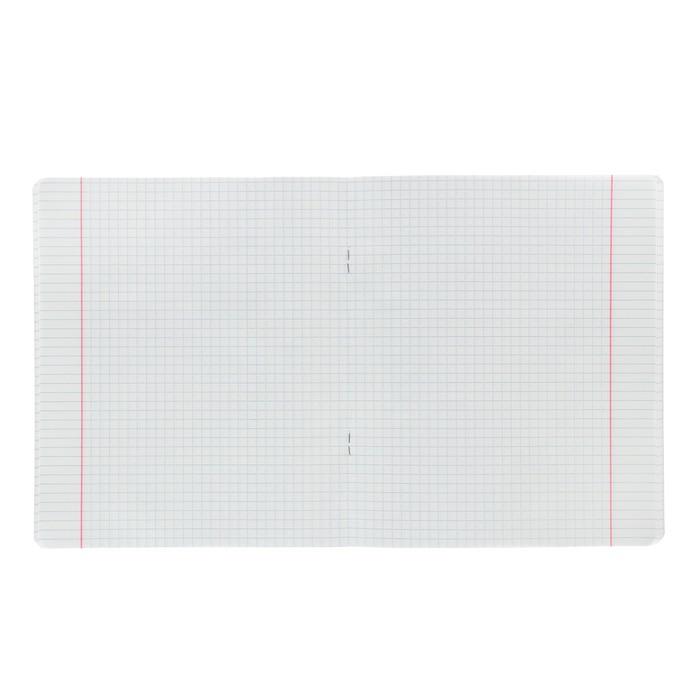 Тетрадь 96 листов в клетку Erich Krause Sport Signs, обложка мелованный картон, МИКС (комплект из 5 шт.) - фото 3