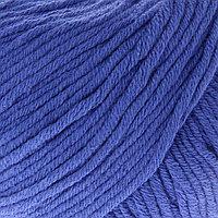 Пряжа 'Baby Cotton XL' 50 хлопок, 50 полиакрил 105м/50гр (3421 яр.синий) (комплект из 5 шт.)