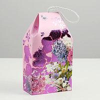 Подарочная коробка 'Сладкая фантазия', сборная, 19,5 х 11 х 5,5 см (комплект из 10 шт.)