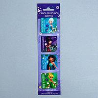 Закладки магнитные для книг на открытке 'Самой сказочной девочке', Феи