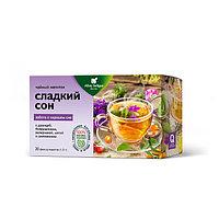 Травяной чай Altay Seligor 'Сладкий сон', успокаивающий, 20 фильтр-пакетов по 1,5 г