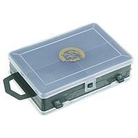 Коробочка ТК-12 для мелочей, 14 отделений, 11,5 х 8,5 х 3,5 см