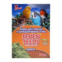 Корм Seven Seeds для птиц, просо, 500 г