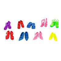 Аксессуары для куклы 'Набор обуви' 9 пар